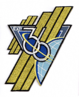 International Space Station Expedition 36 Embroidered Patch